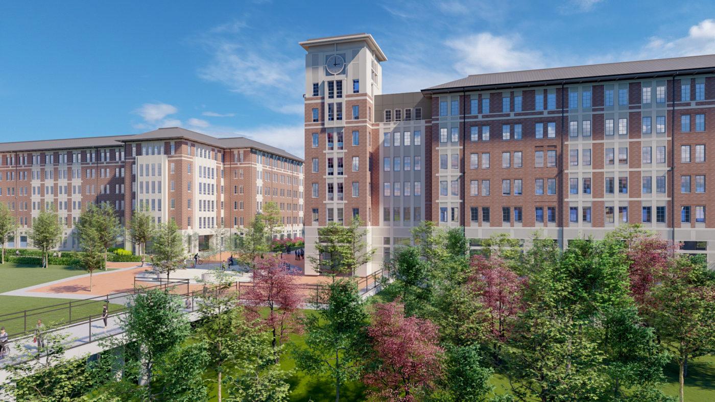 University of South Carolina Campus Village