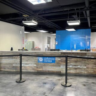Juneau Outreach: Renovating The Gateway Center