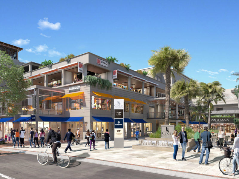 Cocowalk Mixed-Use Office Development