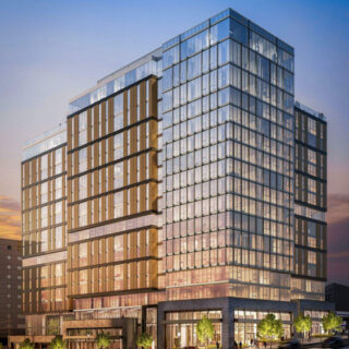 Construction Begins on Hub Atlanta Student Housing Tower
