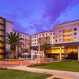 Mako Hall Wins ABC Florida East Coast Excellence in Construction Award