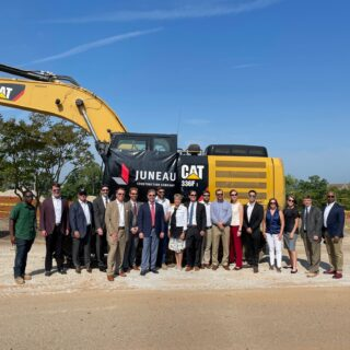 Campus Village, UoSC Largest Project To-Date Breaks Ground