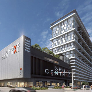 Terra, Grass River break ground on Grove Central project featuring Target at Metrorail Station